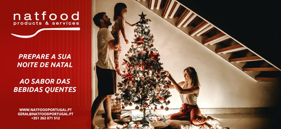 A sua noite de Natal ao sabor das mais deliciosas bebidas!