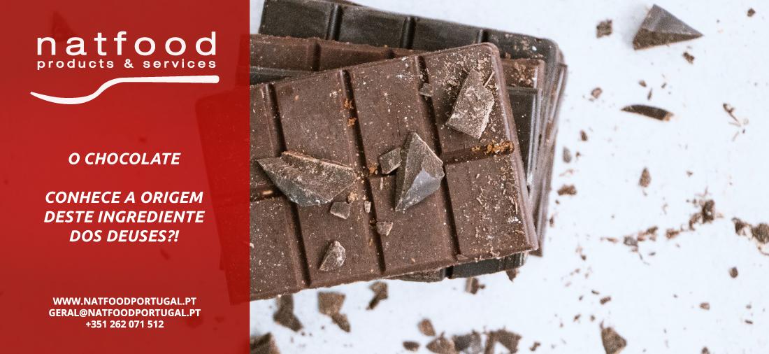 O Chocolate: conhece a origem deste ingrediente dos deuses?!